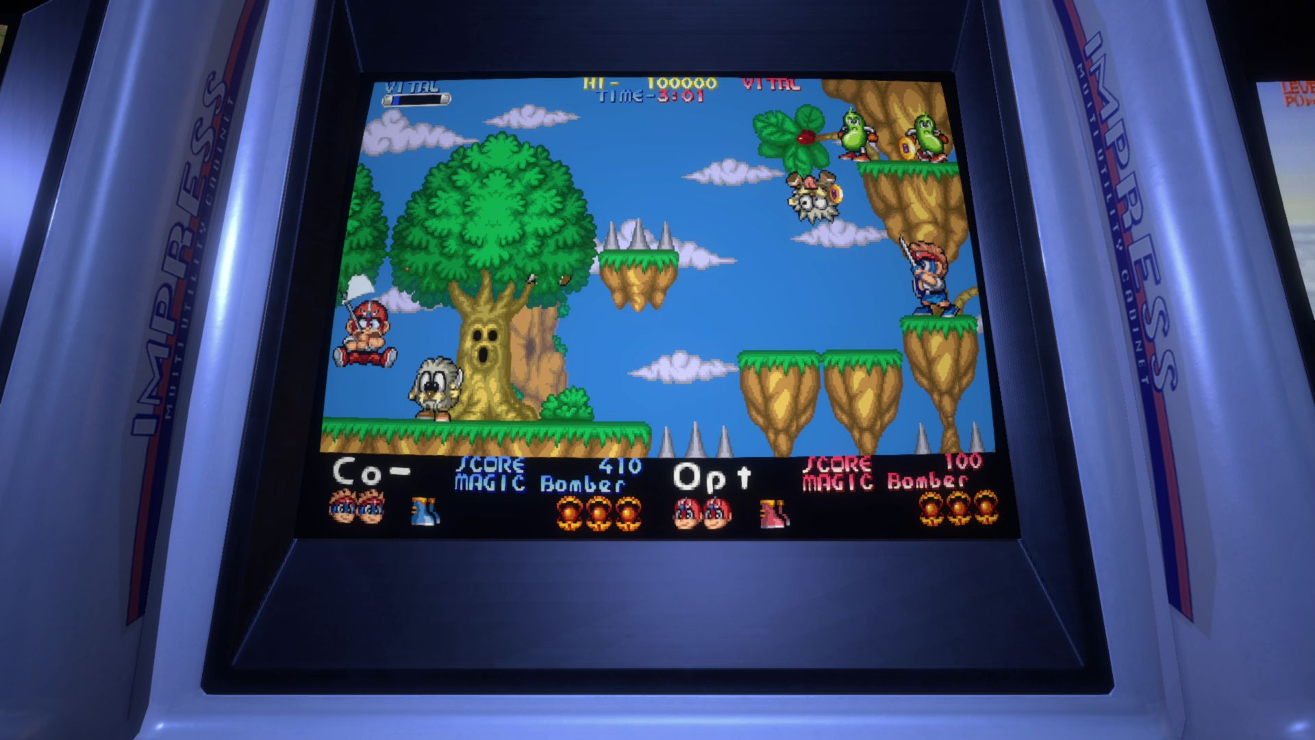 Mega Twins (Capcom Arcade Stadium)