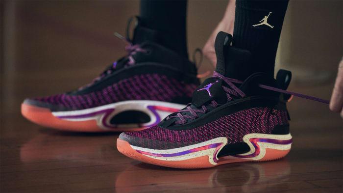 Michael Jordan's latest signature sneaker: The Air Jordan 36